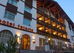 Park Hotel Faloria - Canazei - Edifício
