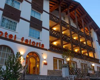 Park Hotel Faloria - Canazei - Gebäude
