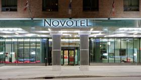 Novotel Ottawa City Centre - Ottawa - Building