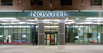 Novotel Ottawa City Centre - Оттава - Здание
