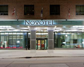 Novotel Ottawa City Centre - Ottawa - Building