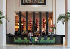 Dusit Thani LakeView Cairo - Cairo - Bar