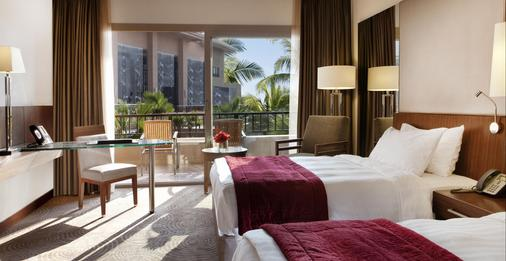 Dusit Thani LakeView Cairo - Cairo - Phòng ngủ