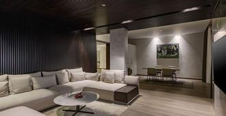 Dusit Thani LakeView Cairo - Cairo - Phòng khách
