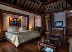 Manava Beach Resort & Spa Moorea - Temae - Chambre