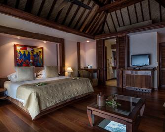 Manava Beach Resort & Spa Moorea - Temae - Bedroom
