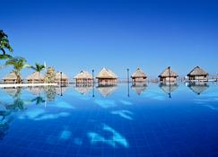Manava Beach Resort & Spa Moorea - Temae - Piscina