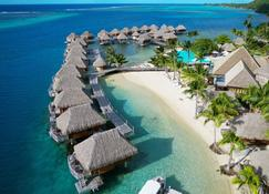 Manava Beach Resort & Spa Moorea - Temae - Bygning