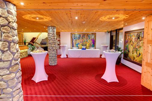Sport & Wellness Hotel San Gian St Moritz - Sankt Moritz - Juhlasali