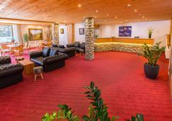 Sport & Wellness Hotel San Gian St Moritz - Sankt Moritz - Aula