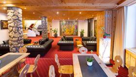 Sport & Wellness Hotel San Gian St Moritz - São Moritz - Lobby