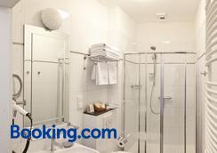 Hotel Willa Hueta - Kielce - Bathroom