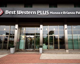 Best Western Plus Hotel Monza e Brianza Palace - Cinisello Balsamo - Edificio