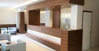 Hotel Cristina - Grado - Front desk