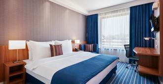 Holiday Inn Express Belgrade - City - בלגרד - חדר שינה