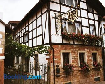 pension Helga - Bad Dürkheim - Building