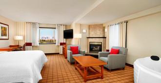 Four Points by Sheraton Edmonton South - Edmonton - Bedroom