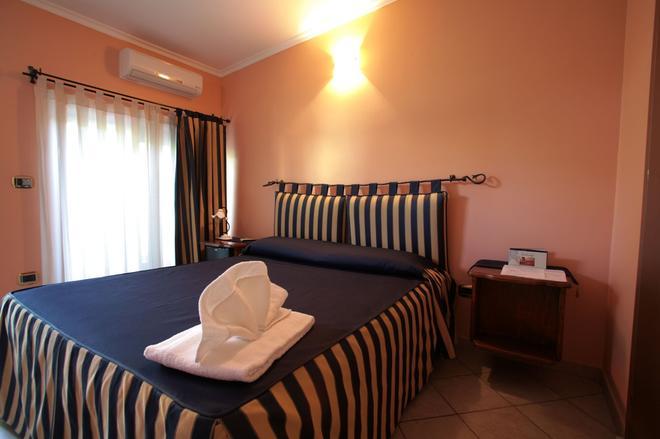 Airport One Hotel - Fiumicino - Makuuhuone
