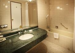 韓國飯店 - 首爾 - 浴室