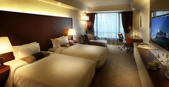 Koreana Hotel - Seoul - Bedroom