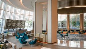 Jumeirah Beach Hotel - Dubai - Lobby