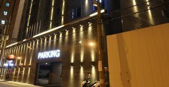 Le Idea Hotel Busan Station - Busan - Rakennus