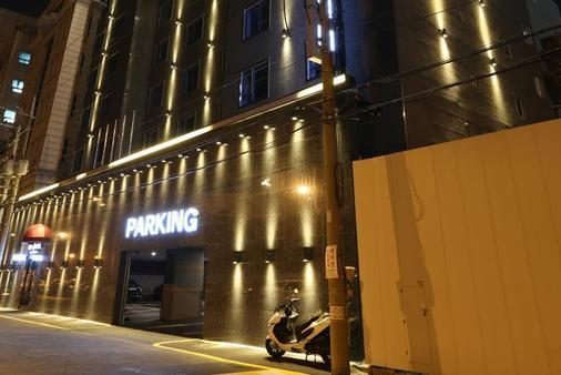 Le Idea Hotel Busan Station - Busan - Building