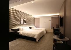 Le Idea Hotel Busan Station - Busan - Bedroom