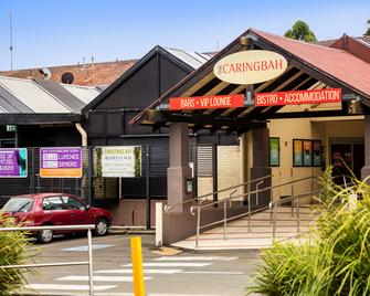 Nightcap at Caringbah Hotel - Cronulla - Building