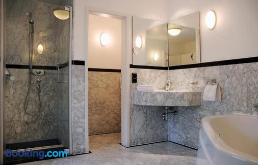 Hotel Restaurant Sengscheider Hof - Saint Ingbert - Bathroom