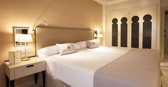 Vincci Albayzin - Granada - Schlafzimmer
