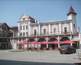 Hotel Apollo Hermannstadt - Sibiu - Edificio
