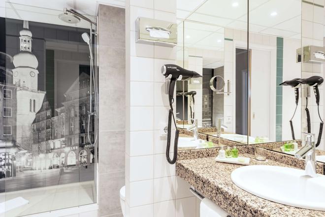 多特蒙德 NH 酒店 - 多特蒙德 - 多特蒙德 - 浴室