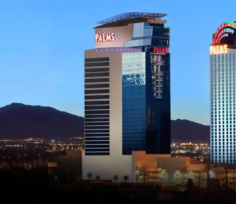 Palms Casino Resort - Las Vegas - Edificio