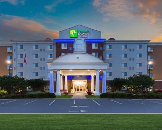 Holiday Inn Express Petersburg, An IHG Hotel - Petersburg - Gebouw