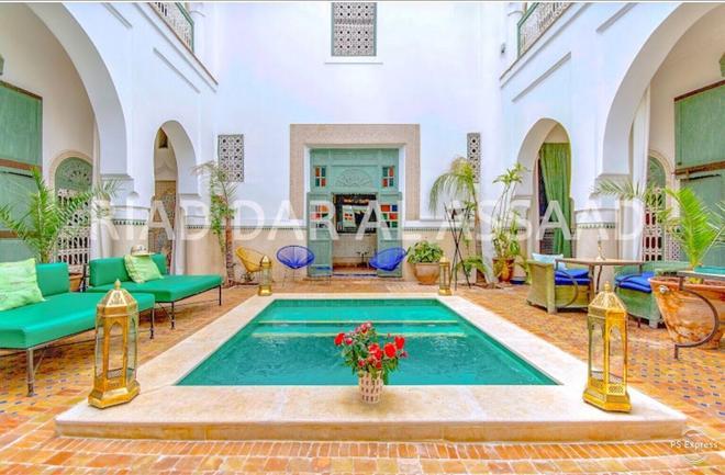 Dar Al Assad - Marrakech - Piscine
