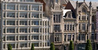 Park Inn by Radisson Antwerpen - Антверпен - Здание