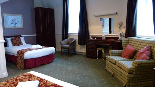 County Hotel - Carlisle - Phòng ngủ