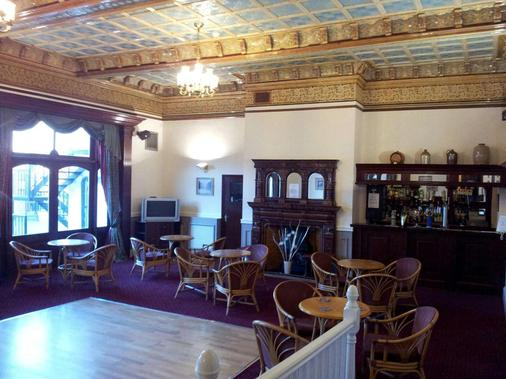 County Hotel - Carlisle - Bar