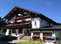 Kur- Und Ferienhotel Haser - Oberstaufen - Edifício
