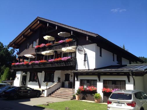 Kur- Und Ferienhotel Haser - Oberstaufen - Building