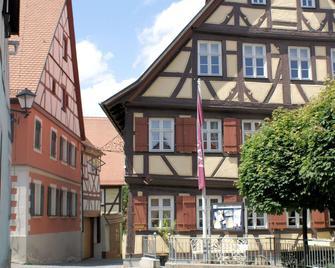 Arvena Reichsstadt Hotel - Bad Windsheim - Building