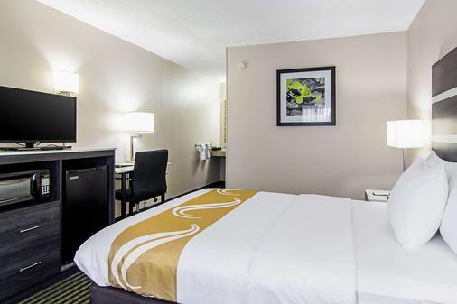 Quality Inn Savannah I-95 - Savannah - Bedroom