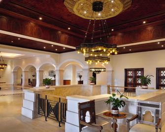 Mövenpick Resort & Spa Dead Sea - Sweimeh - Lobby