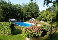 凡托尼公園酒店 - 聖馬格爾溫泉 - 薩索馬吉奧萊 德曼 - 游泳池