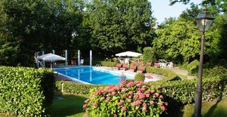Park Hotel Fantoni - Salsomaggiore Terme - Piscina