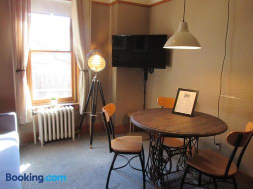 Hotel Vendome - Prescott - Dining room