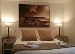 Hotel-Restaurant Le Mulberry - Arromanches-les-bains - Sovrum