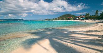 Sapphire Beach Resort - סנט תומאס - חוף