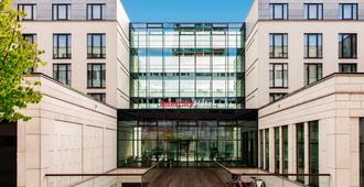 Intercityhotel Dresden - Dresden - Building